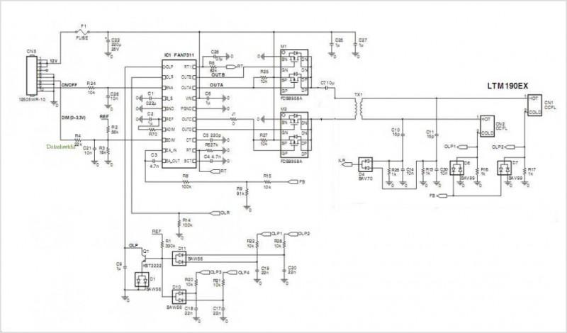 Schema Elettrico Invertitore : Schema elettrico invertitore